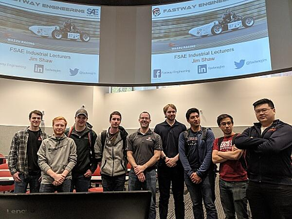 fastwat engineering fsae washington state university cad fea cfd lecture small