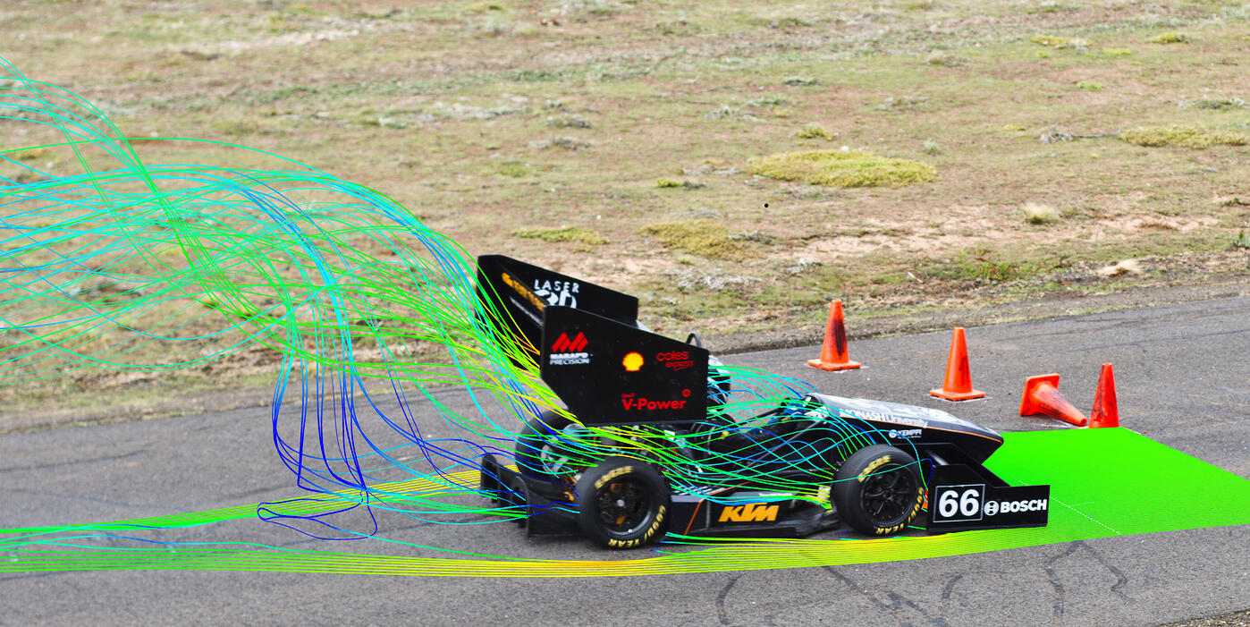 MONASH MOTORSPORT with ANSYS